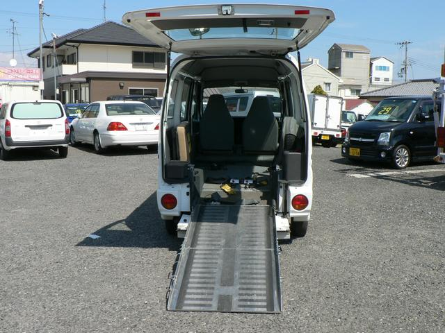 車椅子移動車 4WD(13枚目)