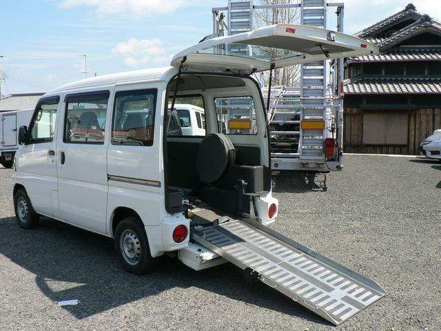 車椅子移動車 4WD(14枚目)