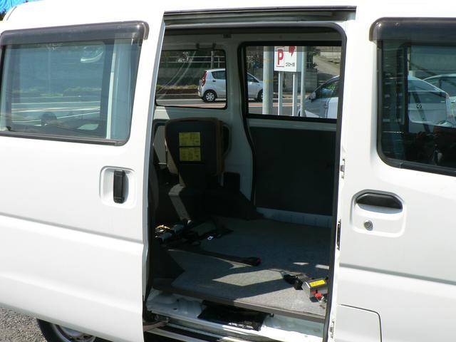 車椅子移動車 4WD(17枚目)