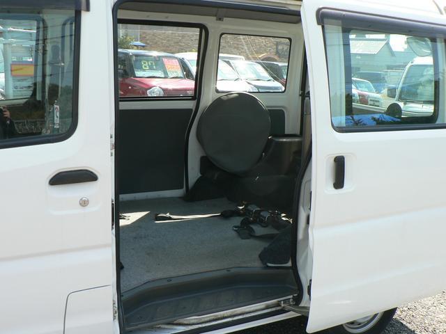 車椅子移動車 4WD(18枚目)
