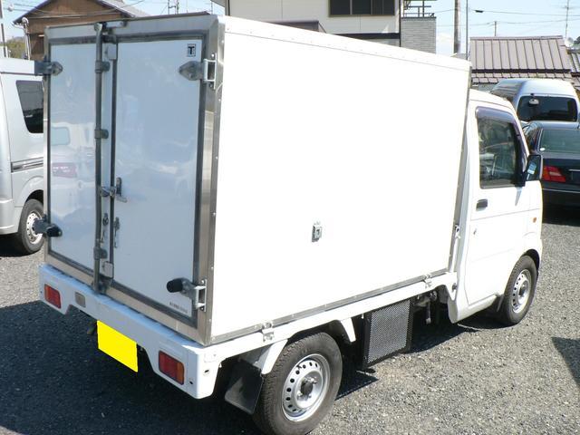 冷蔵冷凍車 -20℃設定 5速マニュアル(4枚目)