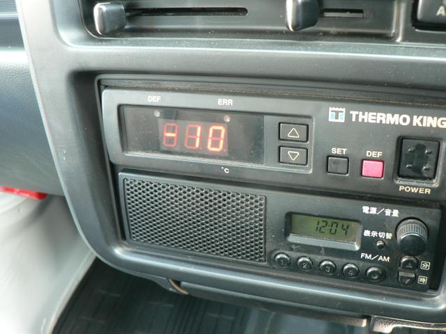 冷蔵冷凍車 -20℃設定 5速マニュアル(10枚目)