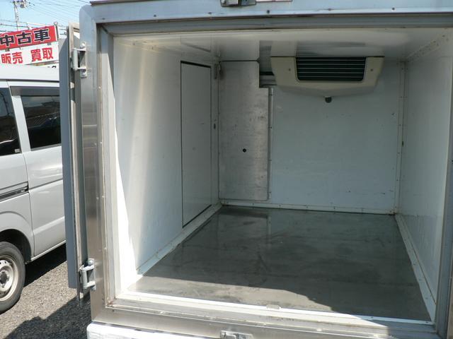 冷蔵冷凍車 -20℃設定 5速マニュアル(14枚目)