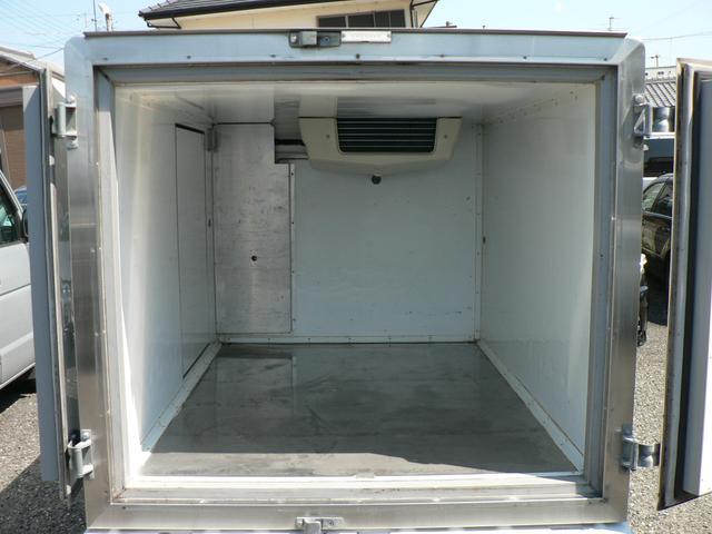 冷蔵冷凍車 -20℃設定 5速マニュアル(15枚目)