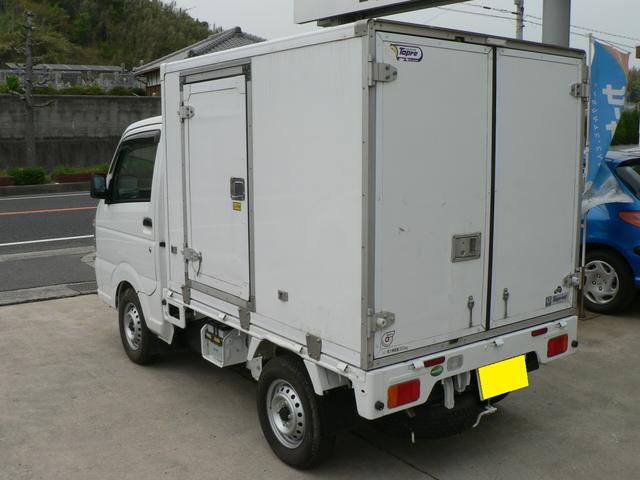 冷蔵冷凍車 -5℃設定(2枚目)