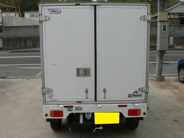 冷蔵冷凍車 -5℃設定(3枚目)