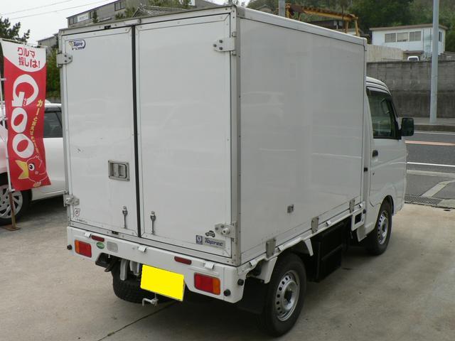冷蔵冷凍車 -5℃設定(4枚目)