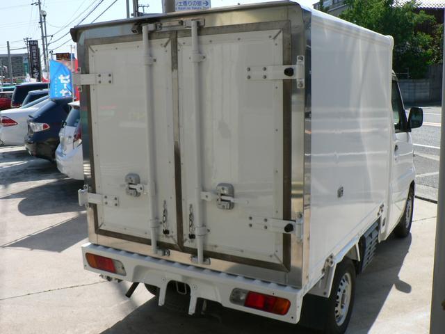 冷凍車 -20℃設定 Wコンプレッサー スタンバイ付(4枚目)