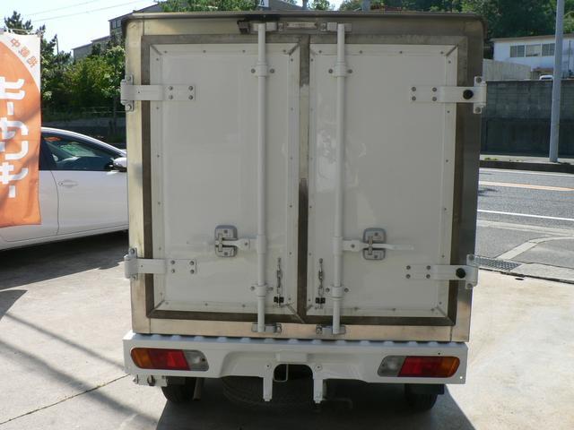 冷凍車 -20℃設定 Wコンプレッサー スタンバイ付(5枚目)