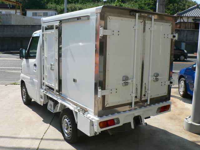 冷凍車 -20℃設定 Wコンプレッサー スタンバイ付(6枚目)