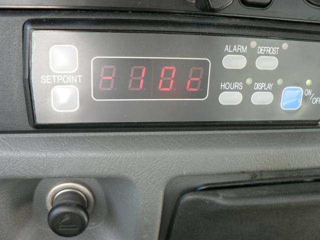 冷凍車 -20℃設定 Wコンプレッサー スタンバイ付(13枚目)