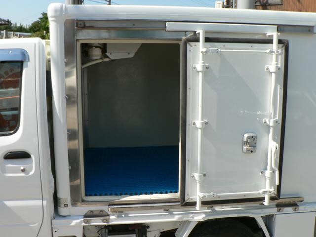 冷凍車 -20℃設定 Wコンプレッサー スタンバイ付(14枚目)