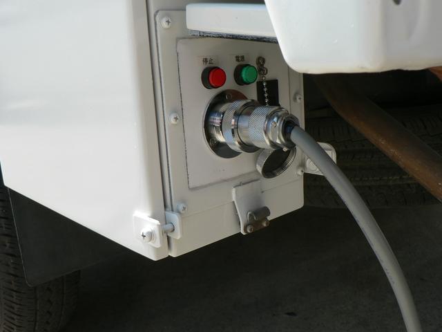 冷凍車 -20℃設定 Wコンプレッサー スタンバイ付(15枚目)