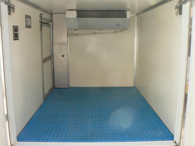 冷凍車 -20℃設定 Wコンプレッサー スタンバイ付(18枚目)