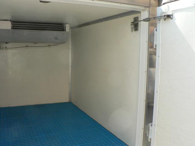 冷凍車 -20℃設定 Wコンプレッサー スタンバイ付(19枚目)
