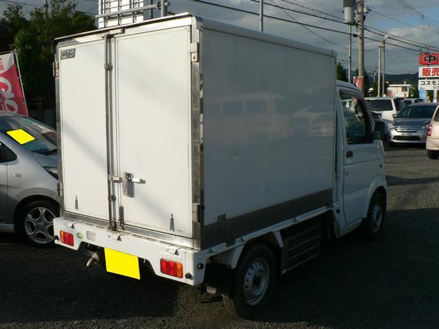 冷蔵冷凍車 -30℃設定 5速マニュアル(6枚目)