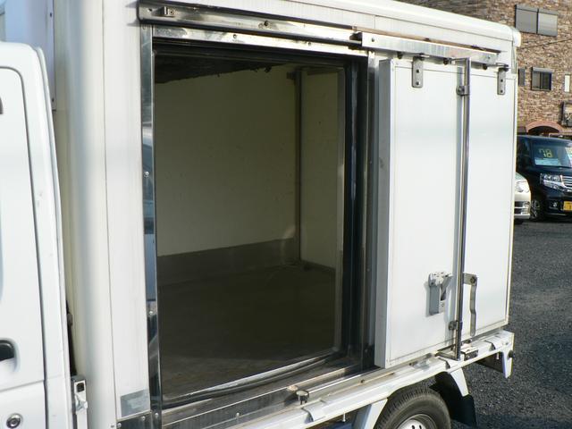 冷蔵冷凍車 -30℃設定 5速マニュアル(14枚目)