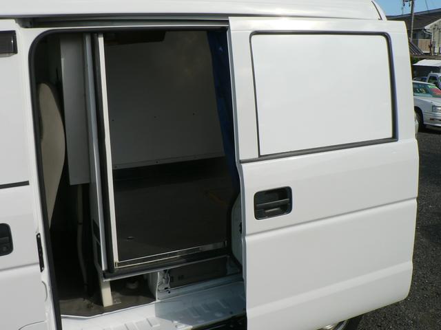 バンタイプ冷蔵冷凍車 -5℃設定(13枚目)
