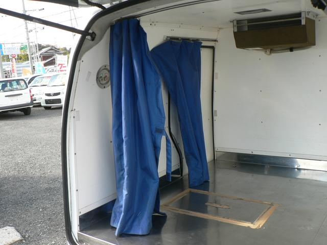 バンタイプ冷蔵冷凍車 -5℃設定(14枚目)
