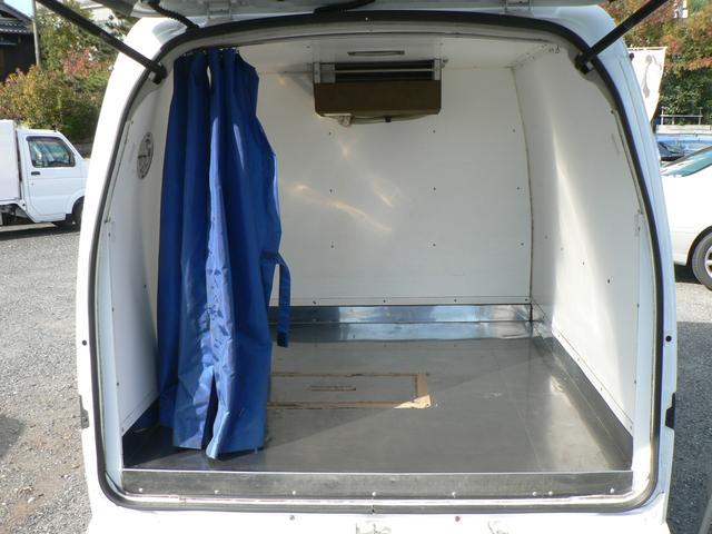 バンタイプ冷蔵冷凍車 -5℃設定(15枚目)