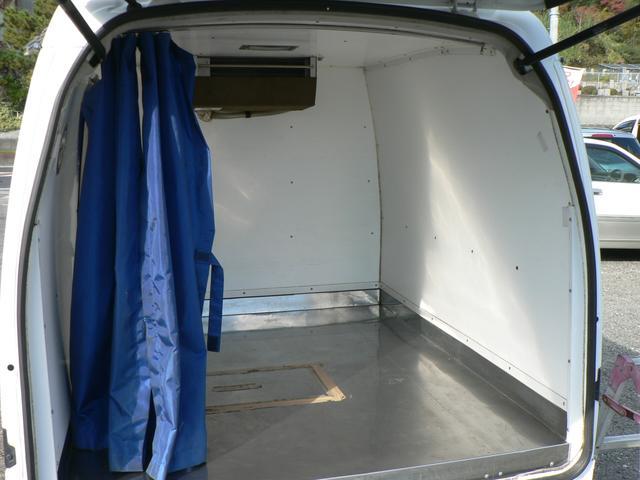 バンタイプ冷蔵冷凍車 -5℃設定(16枚目)