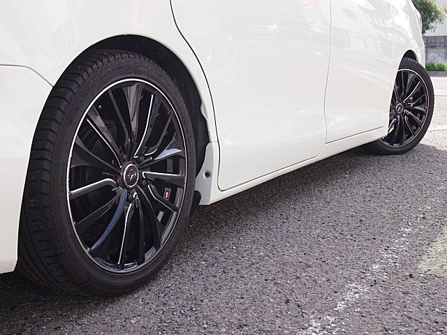 X ディライトプラス フルセグ TEIN車高調 18アルミ(8枚目)