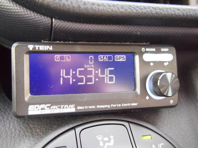 X ディライトプラス フルセグ TEIN車高調 18アルミ(17枚目)