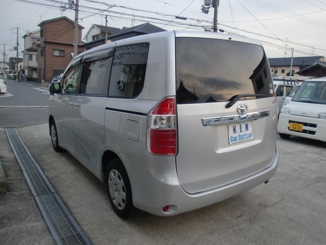 トヨタ ノア X Lセレクション左PWスライドドアナビTVETC付