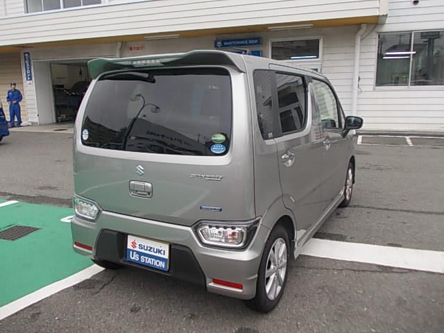 「スズキ」「ワゴンRスティングレー」「コンパクトカー」「兵庫県」の中古車5
