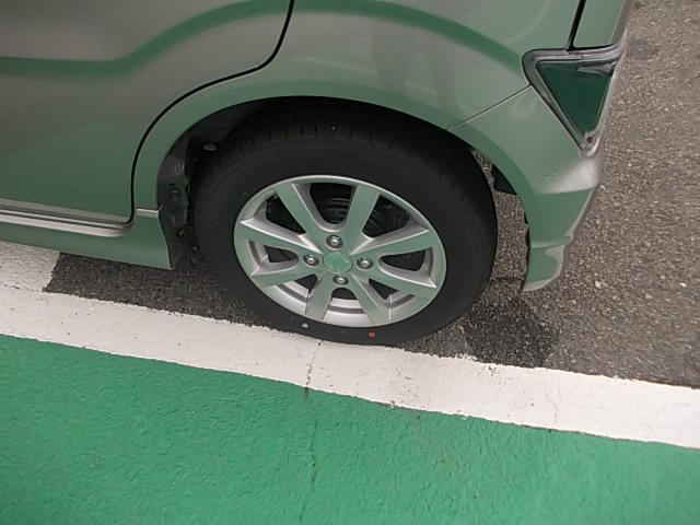「スズキ」「ワゴンRスティングレー」「コンパクトカー」「兵庫県」の中古車9