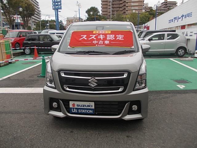 「スズキ」「ワゴンRスティングレー」「コンパクトカー」「兵庫県」の中古車35
