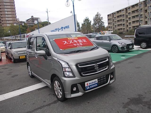 「スズキ」「ワゴンRスティングレー」「コンパクトカー」「兵庫県」の中古車69