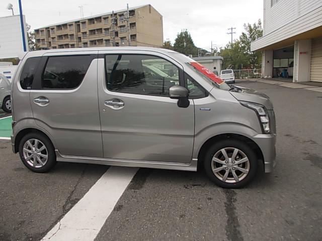 「スズキ」「ワゴンRスティングレー」「コンパクトカー」「兵庫県」の中古車70