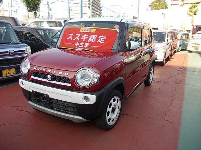 「スズキ」「ハスラー」「コンパクトカー」「兵庫県」の中古車65