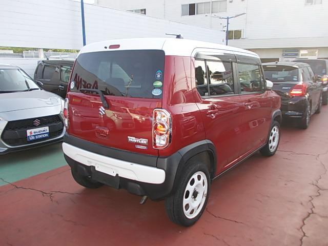 「スズキ」「ハスラー」「コンパクトカー」「兵庫県」の中古車69