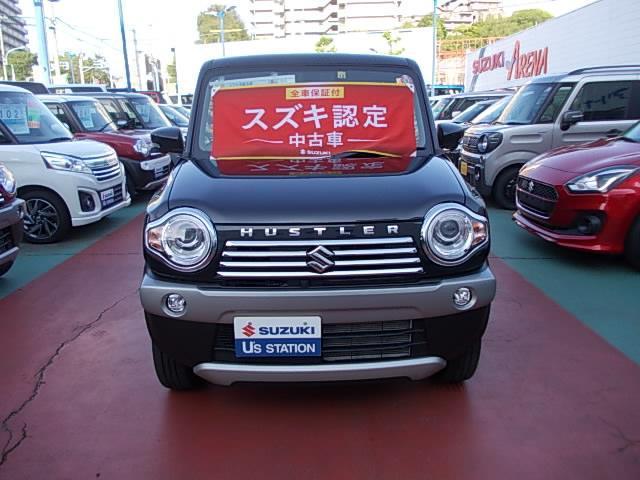 「スズキ」「ハスラー」「コンパクトカー」「兵庫県」の中古車74