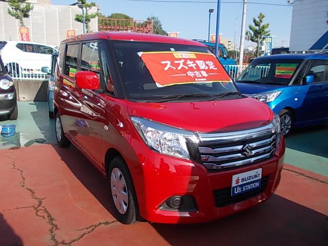 「スズキ」「ソリオ」「ミニバン・ワンボックス」「兵庫県」の中古車34
