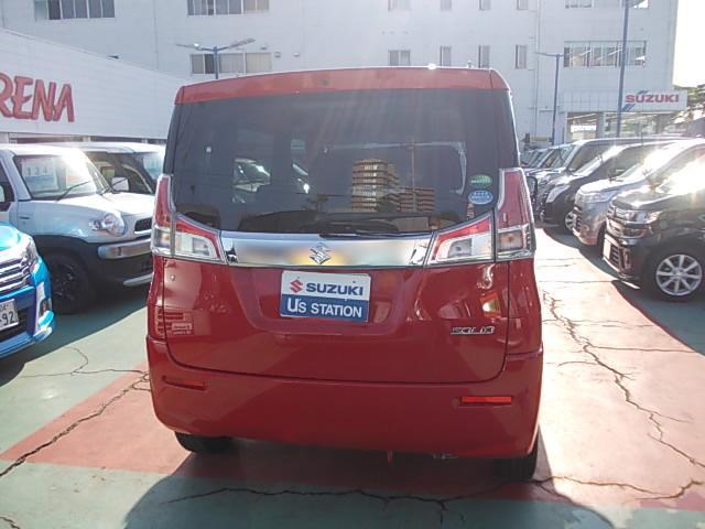 「スズキ」「ソリオ」「ミニバン・ワンボックス」「兵庫県」の中古車37