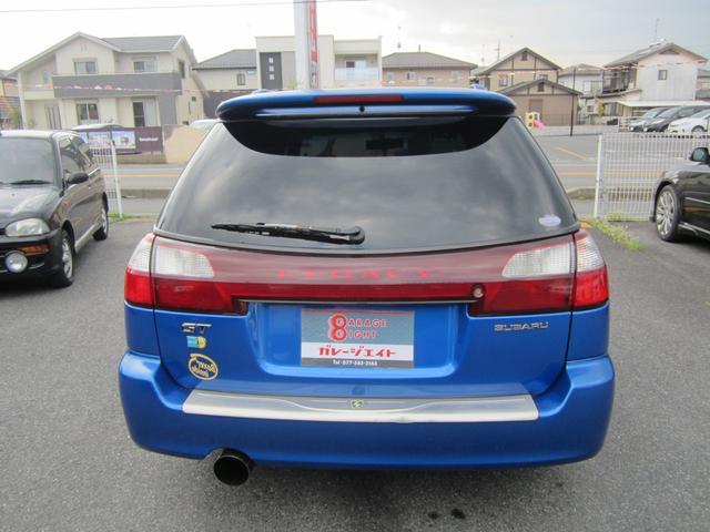 スバル レガシィツーリングワゴン GT-B Sエディション 5Fミッション ブラックレザー