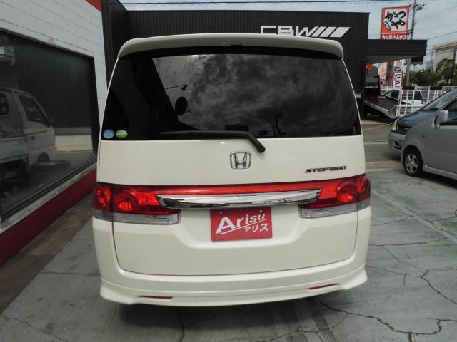 ホンダ ステップワゴン G エアロエディションナビTV両側パワ-スライドドア18AW