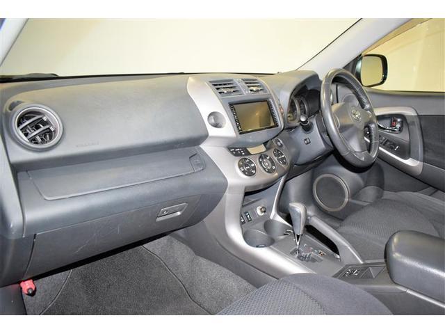 G 4WD ワンセグ HDDナビ DVD再生 ミュージックプレイヤー接続可 HIDヘッドライト オートエアコン クルーズコントロール 225 65R17純正アルミ リアスポイラー イモビライザー 5人乗(11枚目)