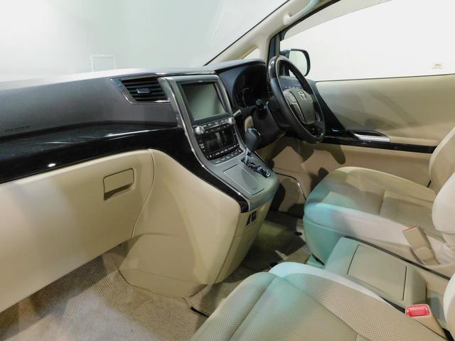 トヨタ アルファード 350G プレミアムシートパッケージ ETC・後席モニター付
