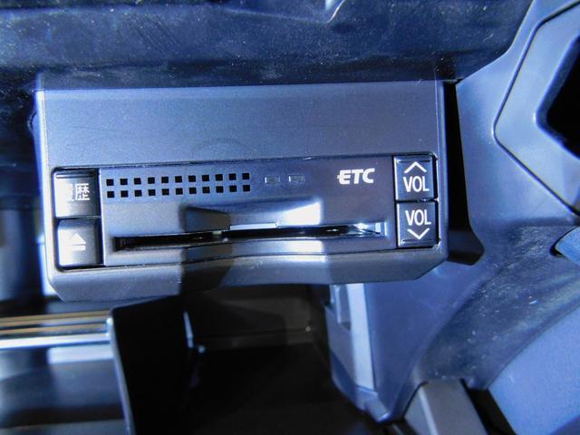 綺麗に取り付けられたビルトインETC!各種割引をご利用いただいて、楽しいドライブを満喫下さいませ(^^♪