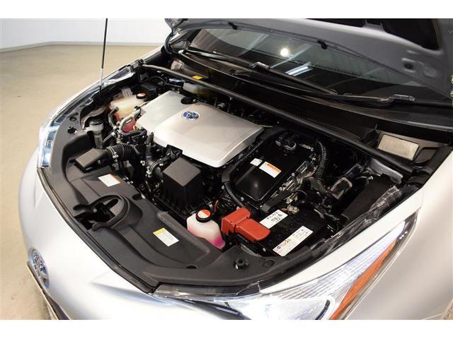 S オートエアコンパワステパワーウインドウABSデュアルエアバッグVSC横滑りCDDVD再生メモリーナビフルセグLEDライト純正アルミ15インチスマートキーETCBカメラCVT5人乗FF2WDハイブリット(19枚目)