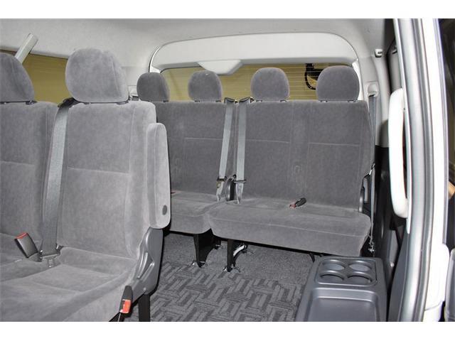 GL ワンオーナー記録簿サポカー安全装置10人乗6AT2WD高さ210CM幅188CM長さ484CM4ドア片側自動スライドドアAC100VオートエアコンパワステパワウインドウリアクーラETCBカメナビ地デジ(12枚目)