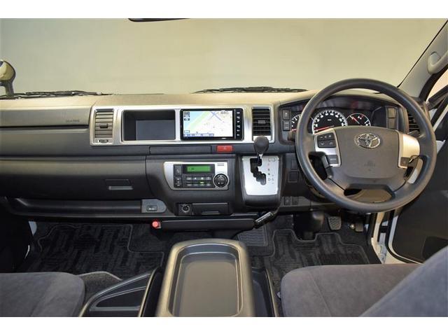 GL ワンオーナー記録簿サポカー安全装置10人乗6AT2WD高さ210CM幅188CM長さ484CM4ドア片側自動スライドドアAC100VオートエアコンパワステパワウインドウリアクーラETCBカメナビ地デジ(13枚目)