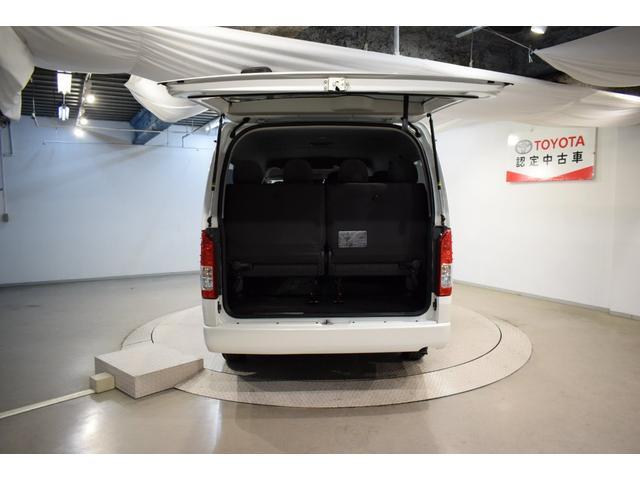 GL ワンオーナー記録簿サポカー安全装置10人乗6AT2WD高さ210CM幅188CM長さ484CM4ドア片側自動スライドドアAC100VオートエアコンパワステパワウインドウリアクーラETCBカメナビ地デジ(45枚目)