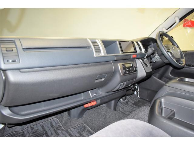 GL ワンオーナー記録簿サポカー安全装置10人乗6AT2WD高さ210CM幅188CM長さ484CM4ドア片側自動スライドドアAC100VオートエアコンパワステパワウインドウリアクーラETCBカメナビ地デジ(50枚目)