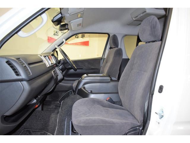 GL ワンオーナー記録簿サポカー安全装置10人乗6AT2WD高さ210CM幅188CM長さ484CM4ドア片側自動スライドドアAC100VオートエアコンパワステパワウインドウリアクーラETCBカメナビ地デジ(51枚目)