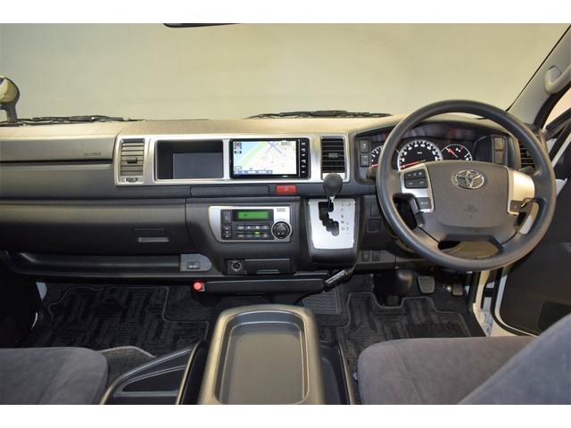 GL ワンオーナー記録簿サポカー安全装置10人乗6AT2WD高さ210CM幅188CM長さ484CM4ドア片側自動スライドドアAC100VオートエアコンパワステパワウインドウリアクーラETCBカメナビ地デジ(76枚目)